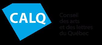 Logo de Conseil des arts et des lettres du Québec
