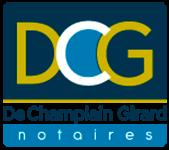 Logo de De Champlain Girard Notaires