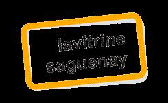 Logo de La Vitrine Saguenay