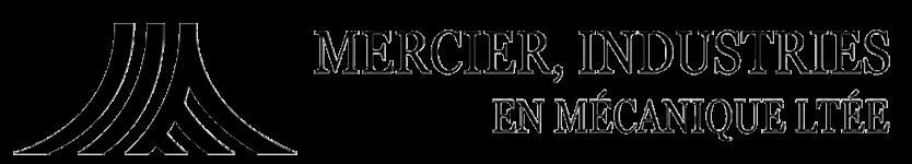 Logo de Mercier Industries en mécanique Ltée
